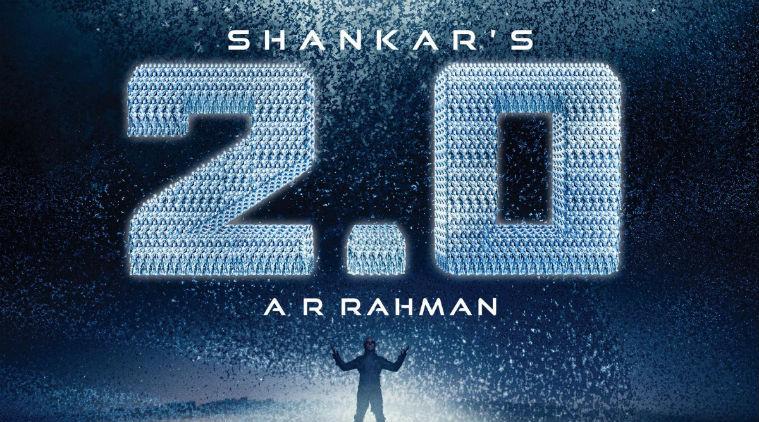 રજનીકાંતની ફિલ્મ '૨.૦'નો ફર્સ્ટલુક રવિવારે આવશે