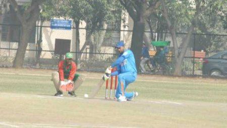ભારતે બાંગ્લાદેશને Blind World Cup માં 129 રન થી હરાવ્યું