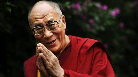 ભારતમાં જ્ઞાન નો ભંડાર છે : દલાઈ લામા
