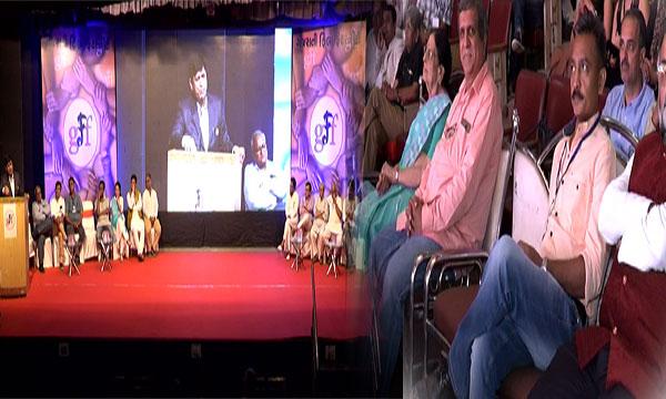 અમદાવાદ: આજે ગુજરાતી ફિલ્મ ફેટરનીટી માટે વિશાળ અધિવેશન યોજાયું